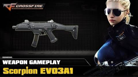 CrossFire VN - Scorpion EVO3A1