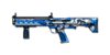 KSG15 BLUE SILVER DRAGON