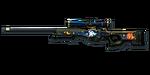 Sniper AWM-Mori