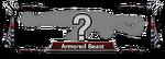 Armoured Beast Weapon Border