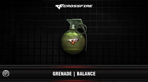 CF Grenade Balance
