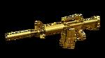 M4A1-S DMZ Gold
