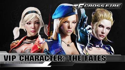 CF 2.0 The Fates - VIP Character skills review