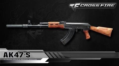 CrossFire Vietnam AK-47-Silencer ☆
