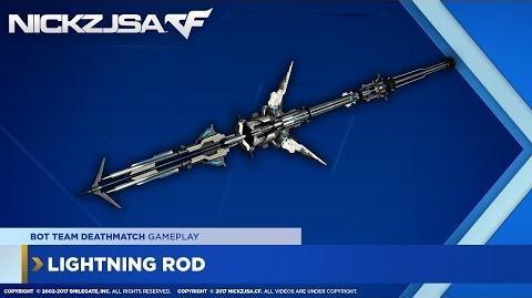Lightning Rod CROSSFIRE China 2