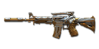 M4A1-S Iron Wolf