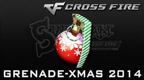 CrossFire Vietnam Grenade-XMas ☆