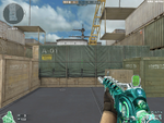 M4A1-S RK Red HUD (3)