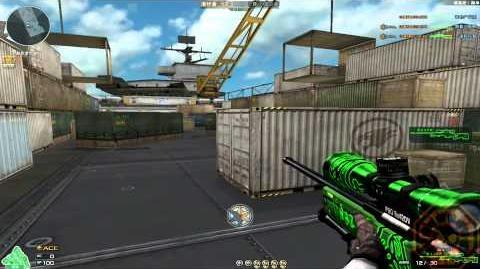 Cross Fire China AWM-Razer GamePlay!