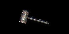 Thunderbolt Hammer Noble Silver