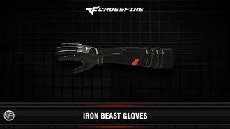 CF Iron Beast Gloves