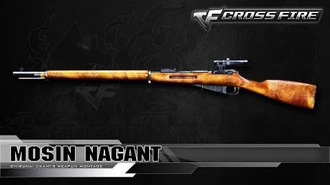 CrossFire Vietnam Mosin Nagant ☆