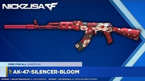 AK-47-Silencer-Bloom CROSSFIRE Indonesia 2.0