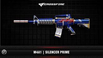 CF M4A1 Silencer Prime