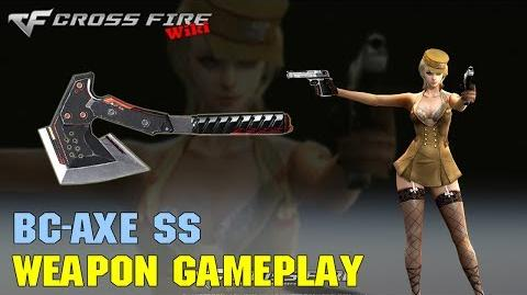 CrossFire - BC-Axe SS - Weapon Gameplay