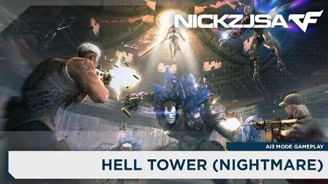 Hell Tower - AI3 - CROSSFIRE China 2