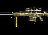 Barrett M82A1-Born Beast Noble Gold