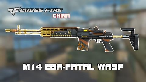 CF China M14 EBR-Fatal Wasp showcase by svanced