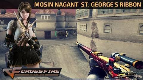 CrossFire Vietnam - Mosin Nagant-St