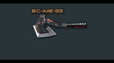 Cross Fire China Combat Axe SS Review !