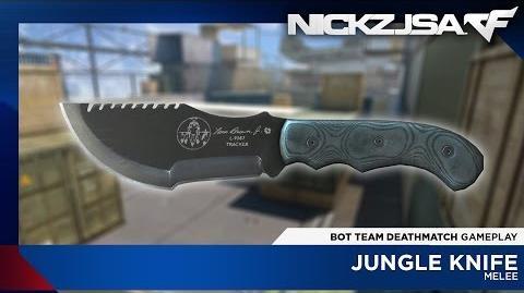 Jungle Knife CROSSFIRE Japan 2