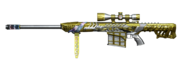 M82A1 Born Beast Imperial Gold