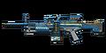 MG4 Knight Blue
