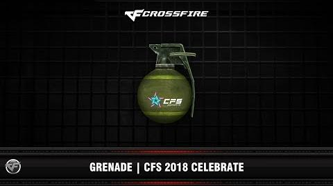 CF Grenade CFS 2018 Celebrate
