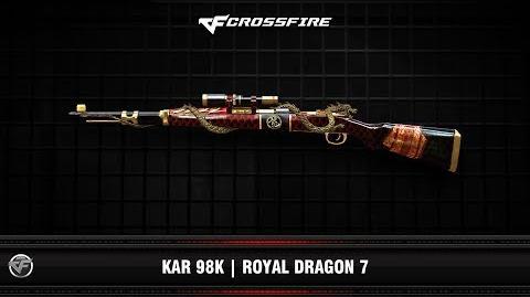 CF Kar 98K Royal Dragon 7