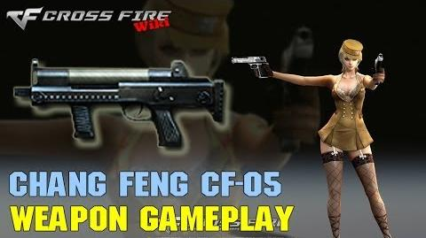 CrossFire - CF-05 - Weapon Gameplay