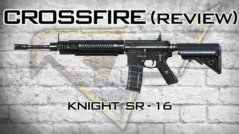 CrossFire Knight SR-16 Review AznBankaii