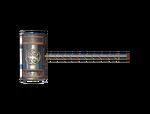 Thunderbolt Hammer-Noble Silver