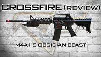 CrossFire M4A1-S OBSIDIAN BEAST (BORN BEAST) (VIP) Review