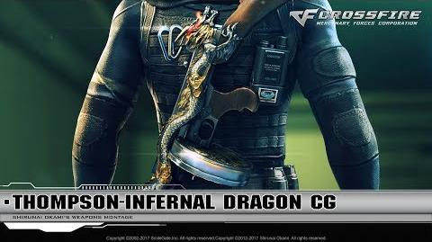 CrossFire Promotion Thompson-Infernal Dragon (CG)