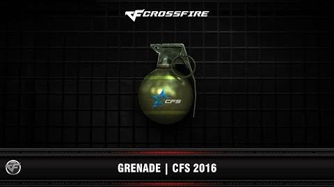 CF Grenade CFS 2016