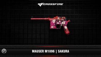 CF Mauser M1896 Sakura
