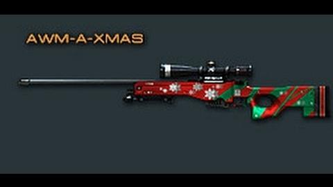 Cross Fire China -- AWM-A-XMAS -Review-!
