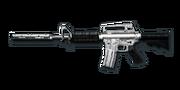 M4A1-S-SILVER