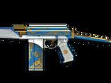 9A-91-Knight Blue