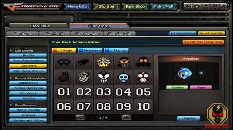 CrossFire Philippines - Clan Management System!