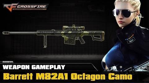 CrossFire VN - Barrett M82A1 Octagon Camo