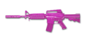 M4A1-PINKCRYSTAL