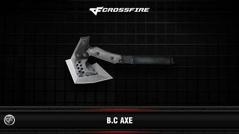 CF - B.C Axe (Black Carbon Axe)