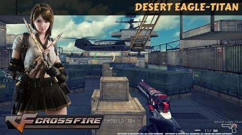 CrossFire Vietnam - Desert Eagle-Titan