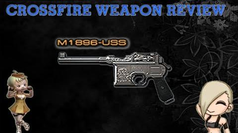 CrossFire Vietnam - M1896-Ultimate SilverSmith (Mauser USS) -Review-!