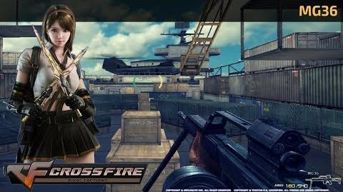 CrossFire Vietnam - MG36