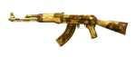 Ak47goldblackdragon