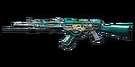 AK-47 Knife Steel Empire Noble Green