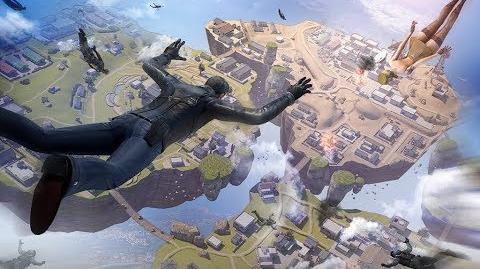 Cross Fire China Sky Island (Battle Royal Mode)!