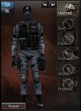 SWAT American Hat